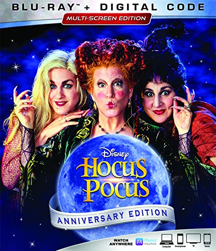 Hocus Pocus (25th Anniversary Edition) Blu-ray