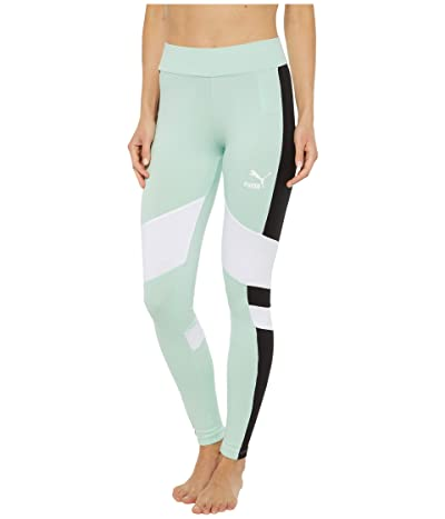PUMA Tailored for Sport Leggings (Mist Green) Women