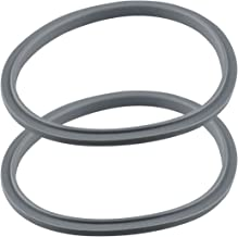 2 Pack Gray Gaskets Replacement Part for NutriBullet 600W 900W NB-101B NB-101S NB-201 Blenders