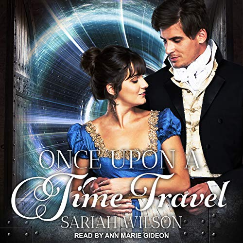 Once Upon a Time Travel audiobook cover art