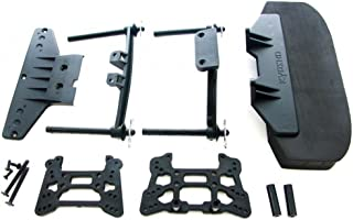 Kyosho Inferno GT2 VE BL Front Bumper & Shock Towers & Body Posts Clips Rear