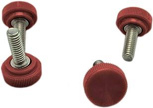 Spade-Head Thumb Screw 18-8 Stainless Steel Thread Size #10-32