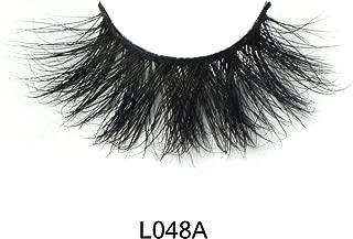 Real 3D Mink Eyelashes Strip Lashes - L048A