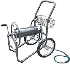 Best commercial garden hose reel cart Reviews