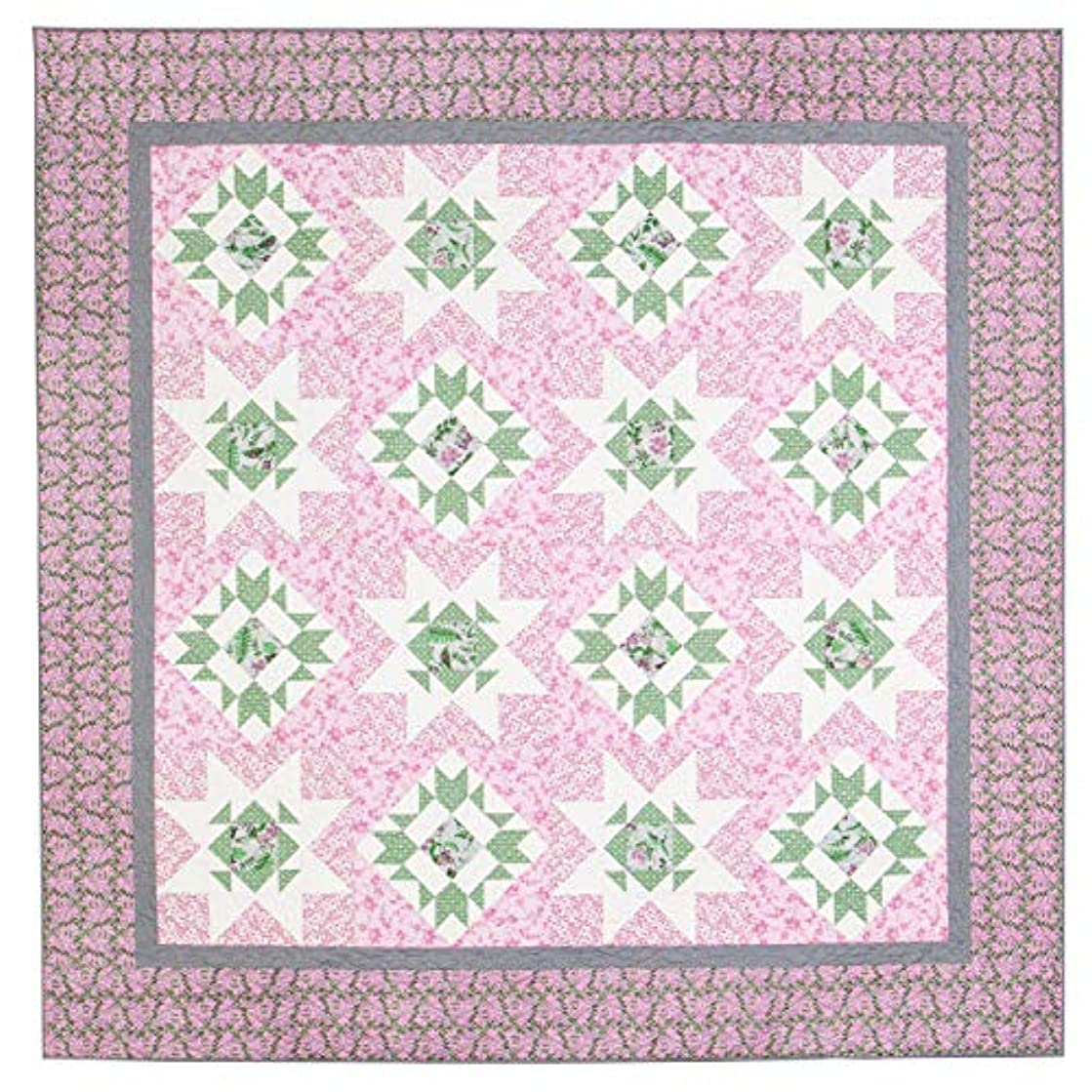 Connecting Threads Full/Queen Quilt Kit (Candlelight Queen)