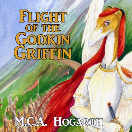 Flight of the Godkin Griffin cover art