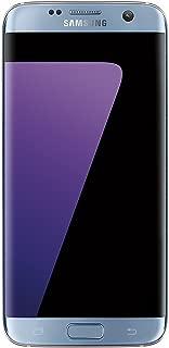 Samsung Galaxy S7 Edge G935A 32GB Blue Coral - Unlocked GSM (Renewed)
