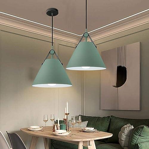Nordic Restaurant pendentif lumières LED Handlamp Lampe De Salle à Manger Intérieure Eclairage E27 AC110-220V, 80251