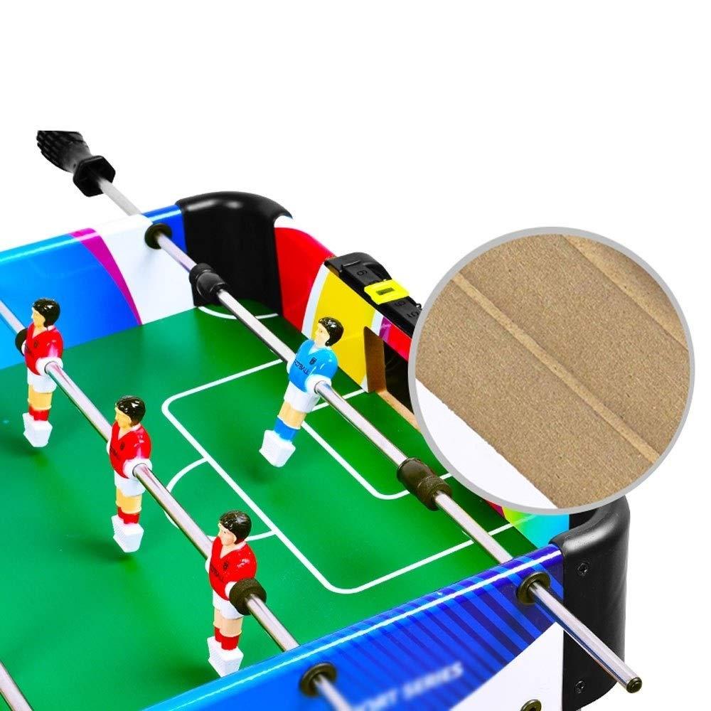 WNN-URG Mesa de futbolín, fácilmente Ensamble de Madera Juego de fútbol de Mesa balones, Cubierta situada fútbol de la Tabla for Salas recreativas, Sala de Juegos, Bares, Fiestas, Noche de la Familia: