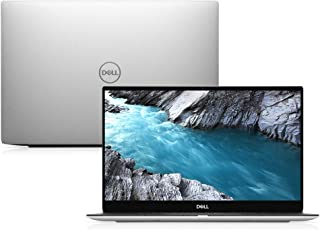 "Notebook Ultraportátil Dell XPS-9380-M20S 8ª geração Intel Core i7 8GB 256GB SSD 13.3"" UltraHD Touch Windows 10 McAfee 12 Meses"