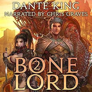 Page de couverture de Bone Lord 2