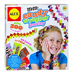 Candy Wrapper Jewelry Kit