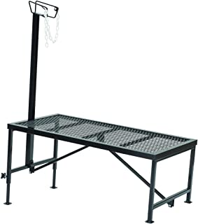 Livestock Steel Trimming Stand with Wire Headpiece