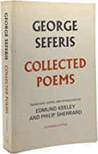 George Seferis: Collected Poems, 1924-1955. Bilingual Edition - Bilingual Edition