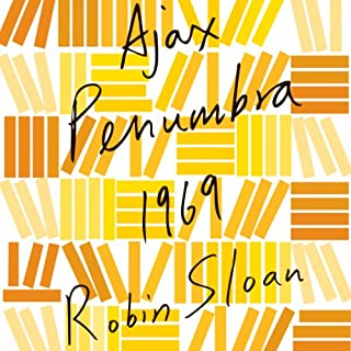 Ajax Penumbra 1969 cover art