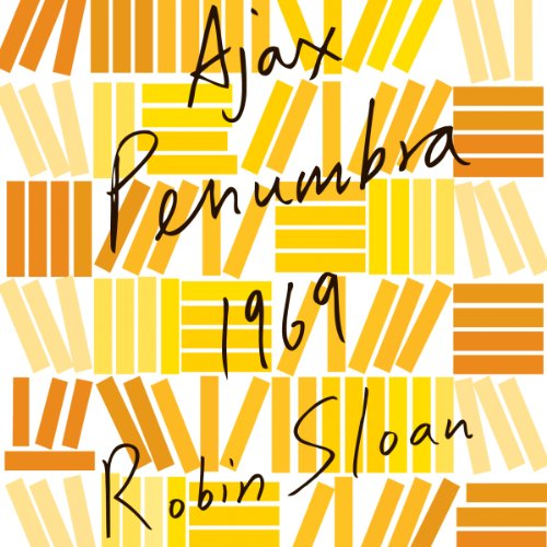 Ajax Penumbra 1969 audiobook cover art