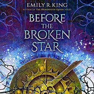 Before the Broken Star     The Evermore Chronicles, Book 1              By:                                                                                                                                 Emily R. King                               Narrated by:                                                                                                                                 Lauren Ezzo                      Length: 9 hrs and 42 mins     70 ratings     Overall 4.1