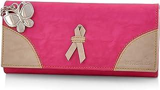 Butterflies Pink Women's Wallet (BNS 2358PK)