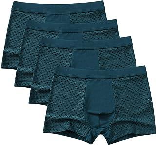 IFOUNDYOU Men's Soft and Breathable Solid Color Sexy Underwear Men's Underwear Briefs Cotton Low Rise Multi Color Soft Und...