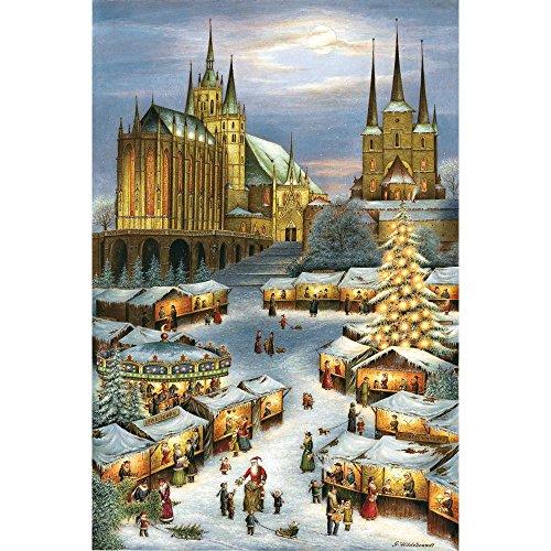Brück & Sohn - Adventskalender Erfurt