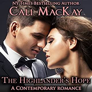 The Highlander's Hope cover art