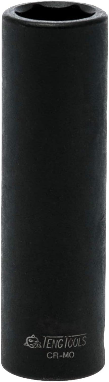 Latest item Teng quality assurance Tools 3 8 Inch Drive 6 19mm Molybd Deep Chrome Point Metric