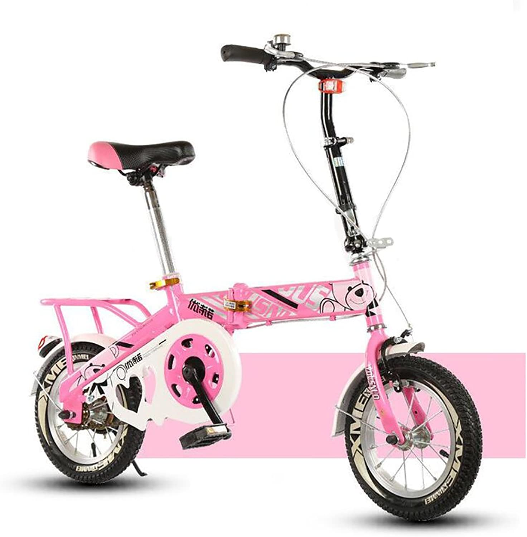 子供用折りたたみ自転車, 学生折りたたみ自転車 光ポータブル 生徒 折りたたみ自転車 8-15 年の古い