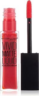 Maybelline New York Color Sensational Vivid Matte Lipstick 20 Coural Courage