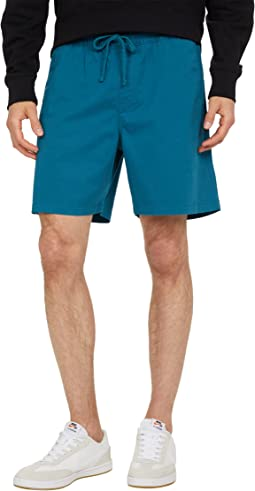 Range Relaxed Elastic Shorts