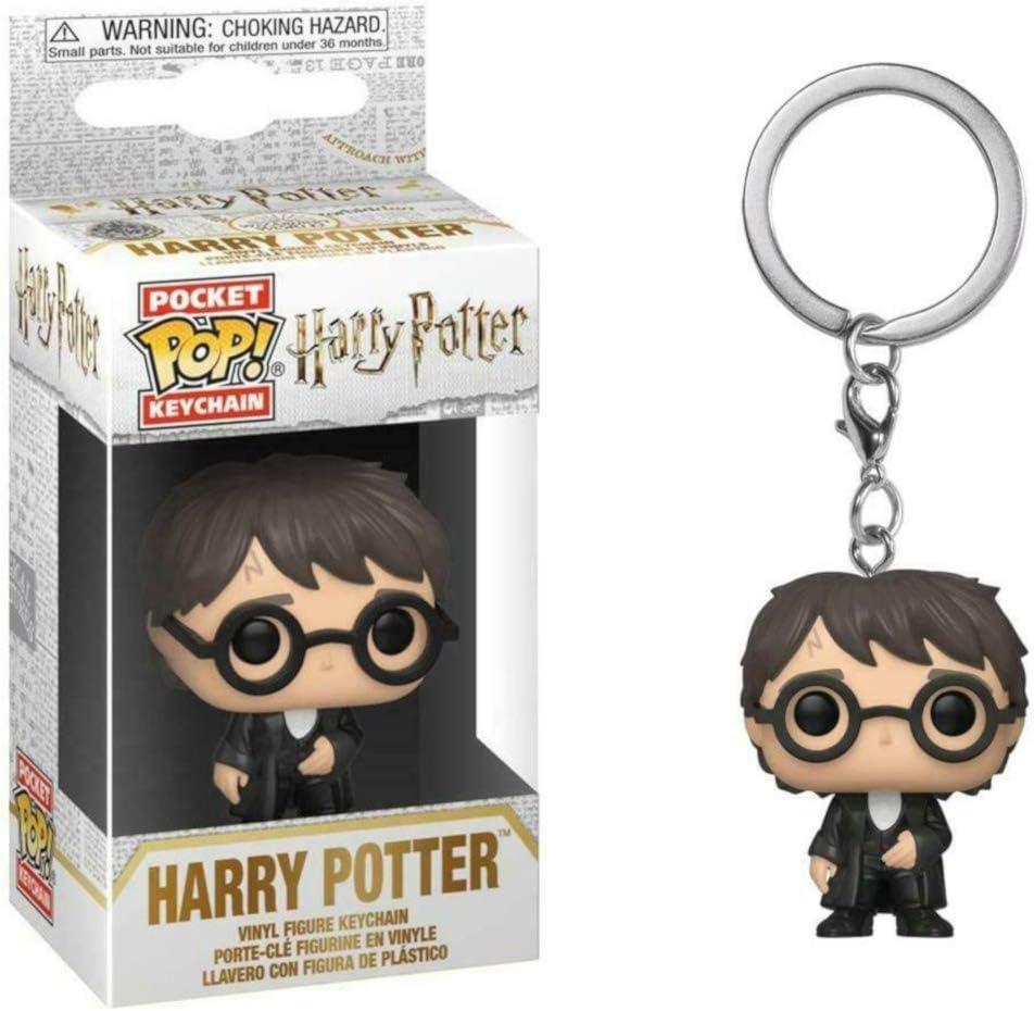 Harry Potter Pocket Pop Keychain Official Harry Potter Funko Pop Keyring