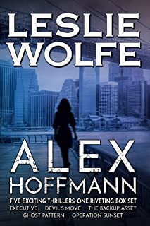 Alex Hoffmann: Five Exciting Thrillers, One Riveting Series