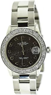 Rolex Datejust Automatic-self-Wind Female Watch 68240 (Certified Pre-Owned)