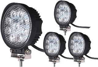 utility truck work lights
