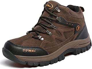 GOMNEAR Hiking Boots Men's Trekking Walking Shoes