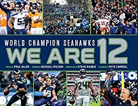 Best World Champion Seattle Seahawks: We Are 12 Review