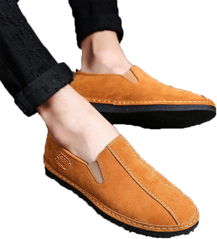 HL-PYL Peas, shoes, Leather shoes, Men'S Casual shoes