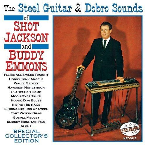 Steel Guitar & Dobro Sounds by Jackson & Emmons (2013) Audio CD