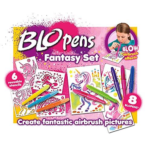 BLOPENS Fantasy Activity Set from John Adams