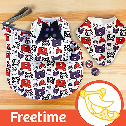 bumGenius Freetime All-in-One Cloth Diaper review