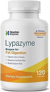 Houston Enzymes, Lypazyme, 120 Capsules