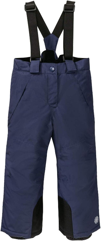 WYTbaby Kids store Classic Ski Bib Unisex Snow Girls Boys Pants W Trousers