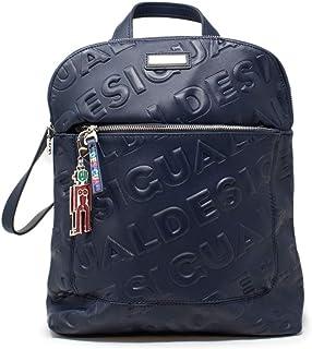 4faef56f72 Desigual sac à dos Colorama Nanimo Marin Femme