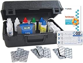 LaMotte ColorQ Pro 9 Plus Digital Liquid Pool & Spa Chemical Water Testing Kit