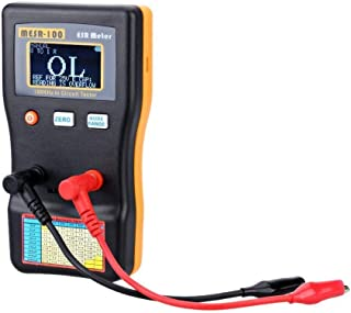 MESR-100 V2 Low Ohm Meter, KKmoon MESR-100 ESR LCR Capacitance Ohm Meter Professional Measuring Capacitance Resistance Capacitor Circuit Tester