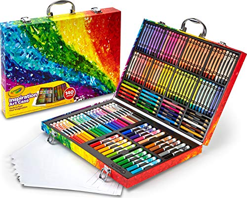 Crayola Inspiration art case  - Kit de manualidades para ni�