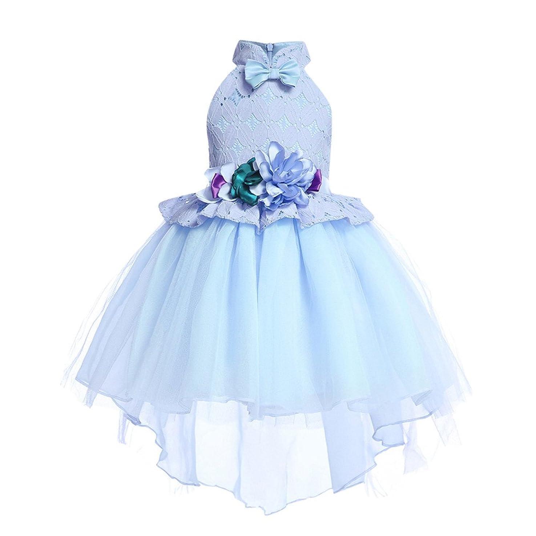 実現可能おんどり天使Mhomzawa ドレス 女の子 子供 ドレス 舞台 衣装 発表会 ドレス 花柄 パニエ 女の子 フォーマルドレス ピアノ 発表会 こどもドレス キッズ ドレス 結婚式 演奏会 誕生会 パーティ