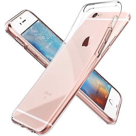 【Spigen】 iPhone6s ケース / iphone6 ケース 対応 TPU 全面クリア 超薄型 超軽量 リキッド・クリスタル SGP11596 (クリスタル ・クリア)