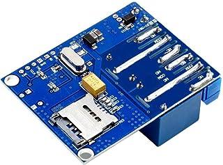 2 Kanal Relämodul Shield Fjärrkontroll Växel Med Gsm Sms-antenn För Växthus Oxygen Pump Multifunction Pump