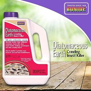 Bonide (BND120) - Diatomaceous Earth, Ready to Use Crawling Bug/Roach Killer (1.3 lb.)