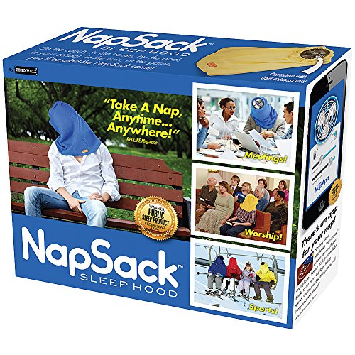 Funny gift ideas for the letter N - Nap sack